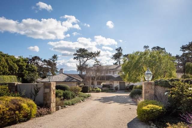 3281 Ondulado Rd, Pebble Beach, CA 93953 (#ML81827220) :: Intero Real Estate