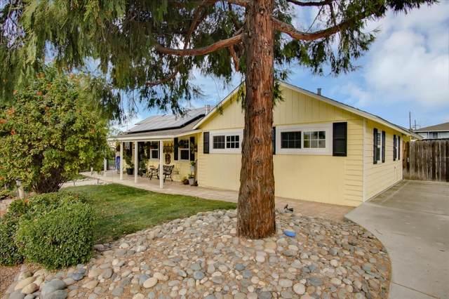 1220 Hilltop Rd, Hollister, CA 95023 (#ML81827247) :: The Kulda Real Estate Group