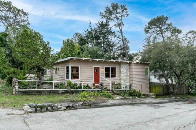 0 SW Corner Santa Rita & 1st, Carmel, CA 93921 (#ML81827258) :: Olga Golovko