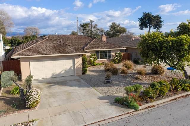 1147 San Angelo Dr, Salinas, CA 93901 (MLS #ML81827269) :: Compass