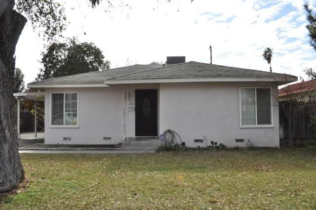 224 E Rumble Rd, Modesto, CA 95350 (#ML81827279) :: The Realty Society