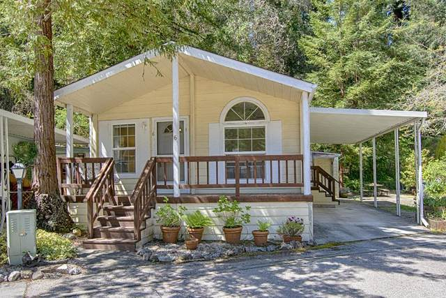 6 Kelldon Dr 6, Felton, CA 95018 (#ML81827300) :: The Sean Cooper Real Estate Group
