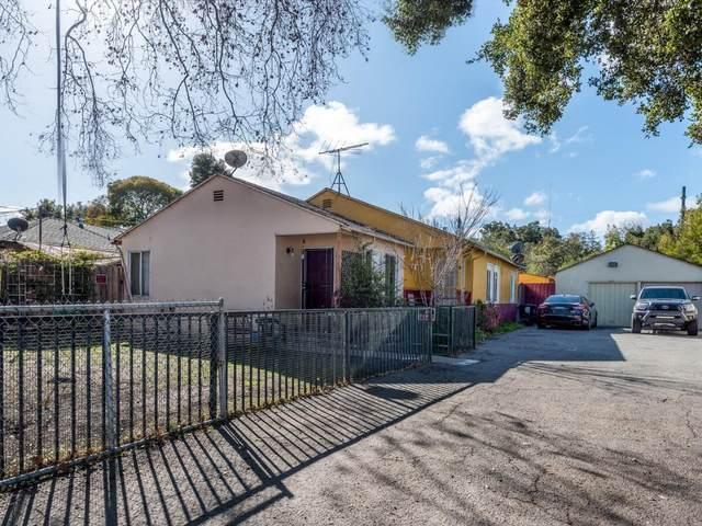 10 Arrowhead Ln, Menlo Park, CA 94025 (#ML81827301) :: The Sean Cooper Real Estate Group