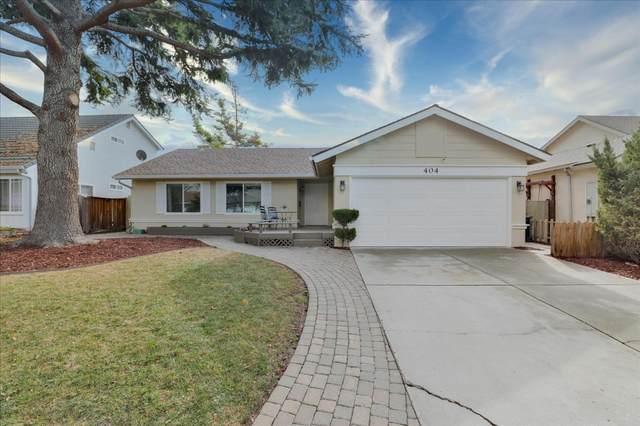 404 Madison Dr, San Jose, CA 95123 (#ML81827331) :: Schneider Estates