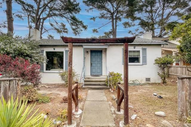 844 Terry St, Monterey, CA 93940 (#ML81827337) :: The Kulda Real Estate Group