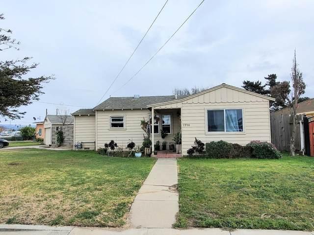 1356 1st Ave, Salinas, CA 93905 (#ML81827350) :: Alex Brant
