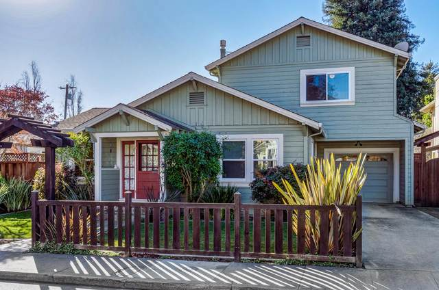 134 Towne Ter, Santa Cruz, CA 95060 (#ML81827353) :: The Sean Cooper Real Estate Group