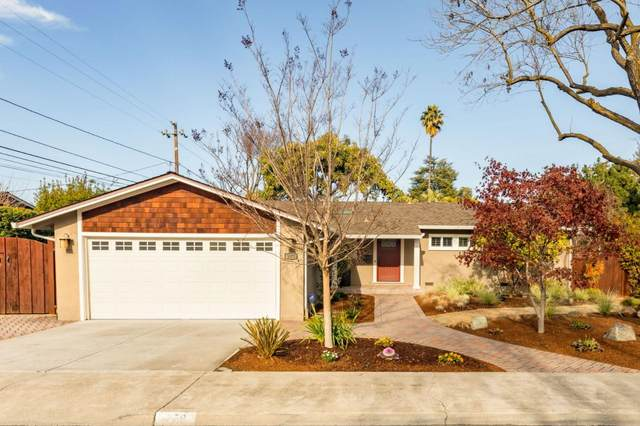 270 Barbara Ave, Mountain View, CA 94040 (MLS #ML81827366) :: Compass