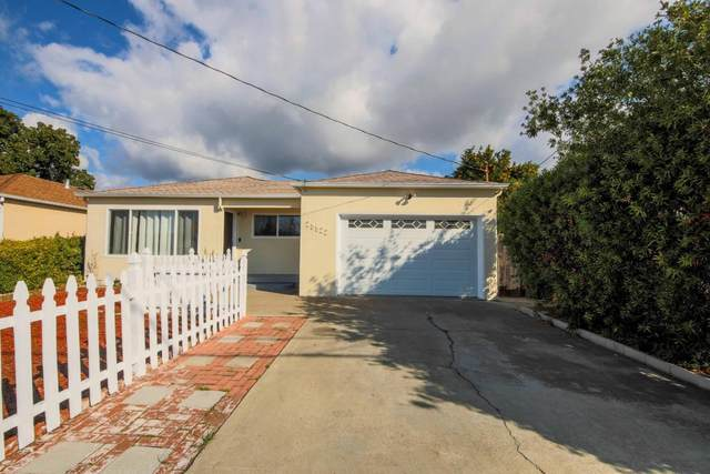 25522 Donald Ave, Hayward, CA 94544 (#ML81827389) :: The Sean Cooper Real Estate Group
