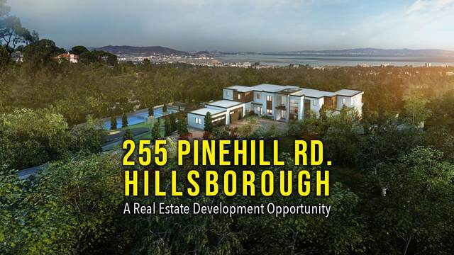 255 Pinehill Rd, Hillsborough, CA 94010 (#ML81827399) :: Olga Golovko