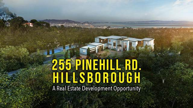 255 Pinehill Rd, Hillsborough, CA 94010 (#ML81827436) :: Olga Golovko