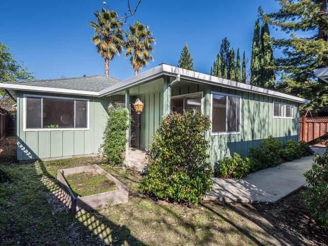 115 Vine Hill School Rd, Scotts Valley, CA 95066 (#ML81827445) :: Schneider Estates