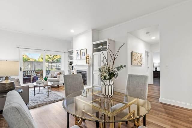 1 W Edith Ave B112, Los Altos, CA 94022 (#ML81827467) :: The Sean Cooper Real Estate Group