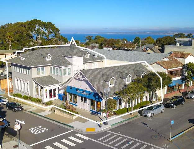490 Lighthouse Ave, Pacific Grove, CA 93950 (#ML81827564) :: Intero Real Estate