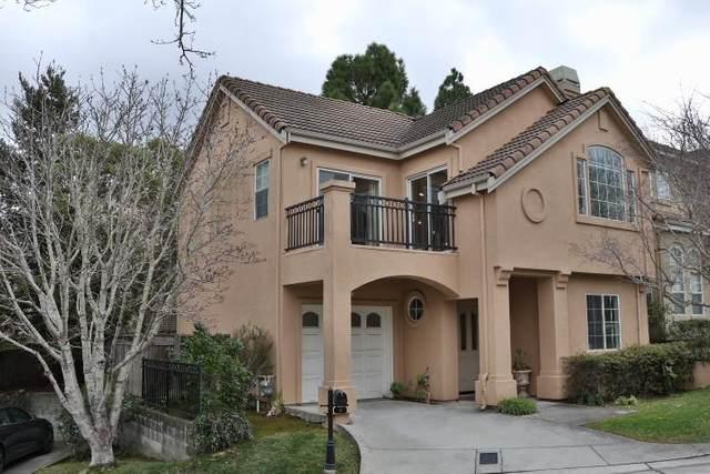 1 Arroyo View Cir, Belmont, CA 94002 (#ML81827657) :: Olga Golovko