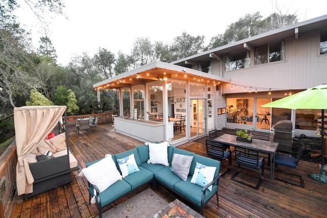 241 Durazno Way, Portola Valley, CA 94028 (#ML81827784) :: Intero Real Estate