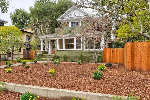 263 Churchill Ave, Palo Alto, CA 94301 (#ML81827913) :: Schneider Estates