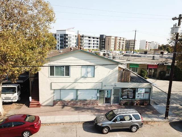 166 South Blvd, San Mateo, CA 94402 (#ML81827925) :: Live Play Silicon Valley
