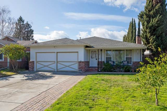 132 Rutherford Ave, Redwood City, CA 94061 (#ML81827947) :: Real Estate Experts
