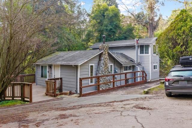 15790 Highway 9, Boulder Creek, CA 95006 (#ML81828064) :: RE/MAX Gold