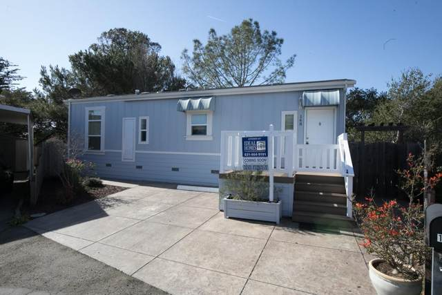 100 N Rodeogulch Rd 148, Soquel, CA 95073 (#ML81828088) :: Real Estate Experts