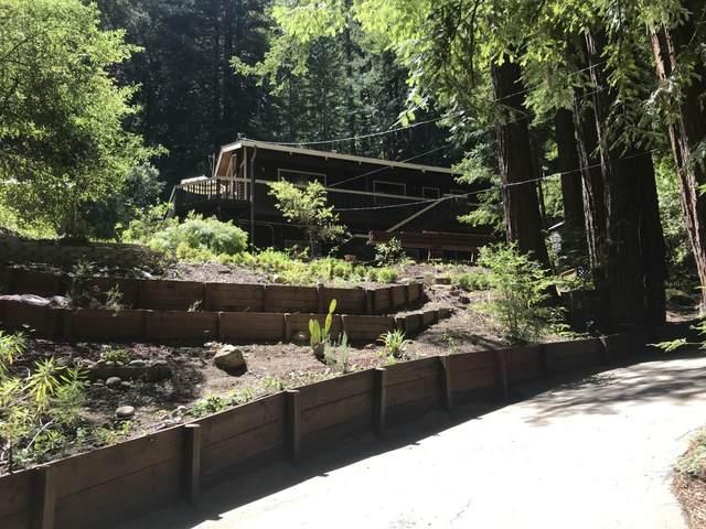 340 Logan Creek Rd, Boulder Creek, CA 95006 (#ML81828117) :: Intero Real Estate