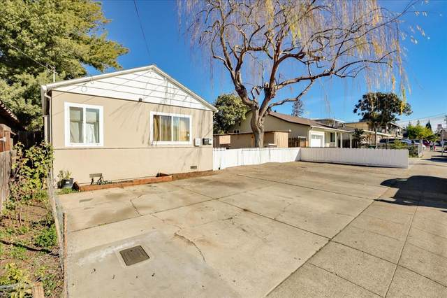 2911-2913 Calvin Ave, Redwood City, CA 94063 (#ML81828127) :: Real Estate Experts