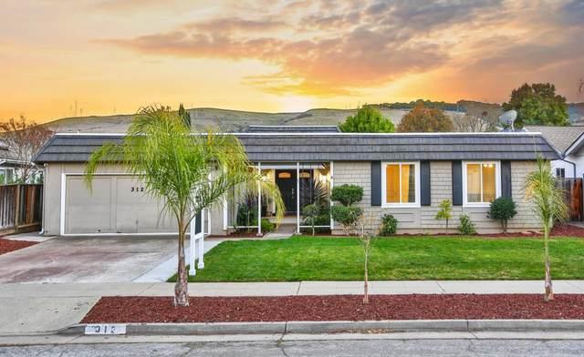 312 Los Pinos Way, San Jose, CA 95119 (#ML81828235) :: The Goss Real Estate Group, Keller Williams Bay Area Estates