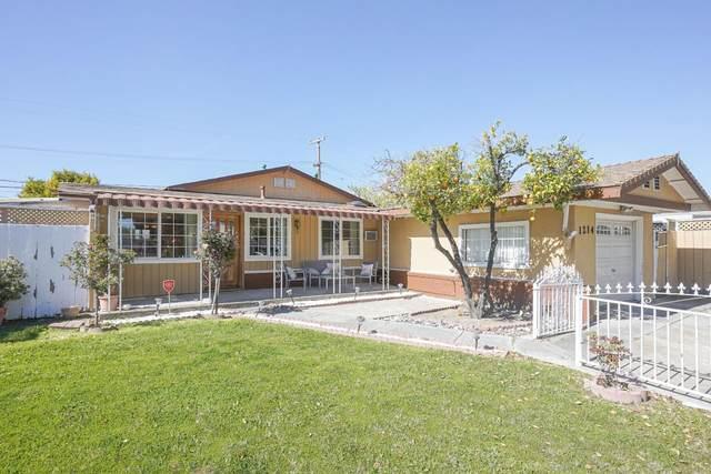 1214 Oak Creek Way, Sunnyvale, CA 94089 (#ML81828263) :: Real Estate Experts