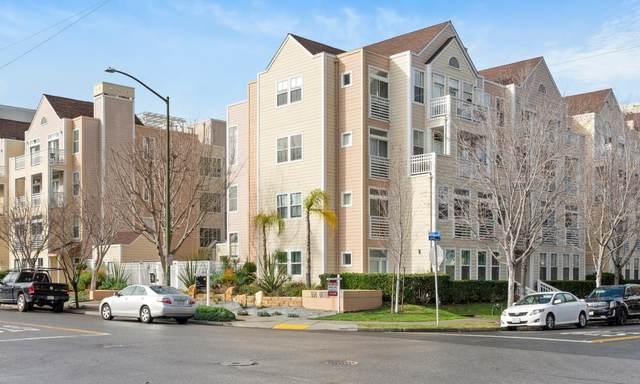 550 Ortega Ave A114, Mountain View, CA 94040 (#ML81828315) :: Live Play Silicon Valley