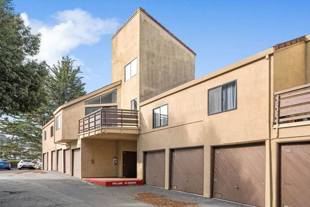 1 Appian Way 708-2, South San Francisco, CA 94080 (#ML81828361) :: Real Estate Experts