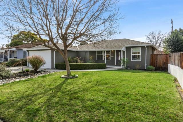 2294 Cherrystone Dr, San Jose, CA 95128 (#ML81828527) :: The Gilmartin Group