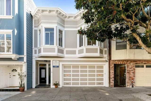 57 Oakwood St, San Francisco, CA 94110 (#ML81828665) :: Real Estate Experts