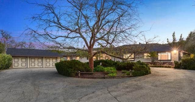 3950 Sand Hill Rd, Woodside, CA 94062 (#ML81828855) :: The Kulda Real Estate Group