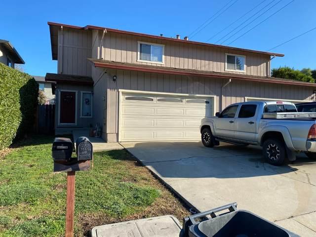 104 Montebello Dr, Watsonville, CA 95076 (#ML81829110) :: Olga Golovko