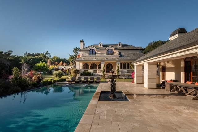 450 Las Pulgas Dr, Woodside, CA 94062 (#ML81829134) :: Intero Real Estate
