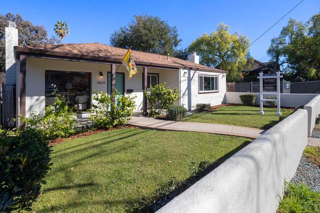 1860 Villa St, Mountain View, CA 94041 (#ML81829143) :: Real Estate Experts
