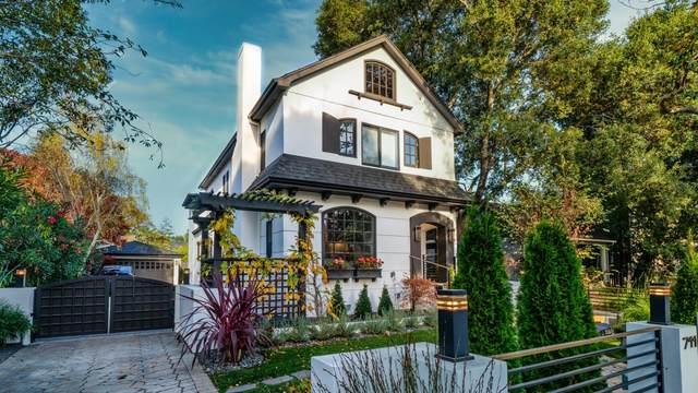 711 Addison Ave, Palo Alto, CA 94301 (#ML81829181) :: The Goss Real Estate Group, Keller Williams Bay Area Estates