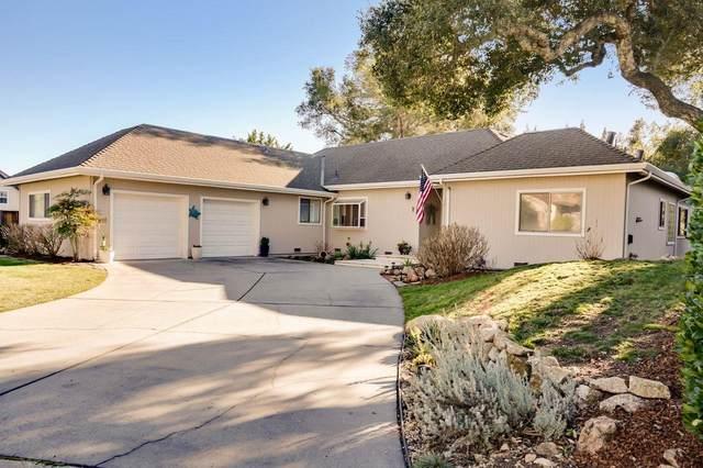 7 Green Tree Way, Scotts Valley, CA 95066 (MLS #ML81829238) :: Compass