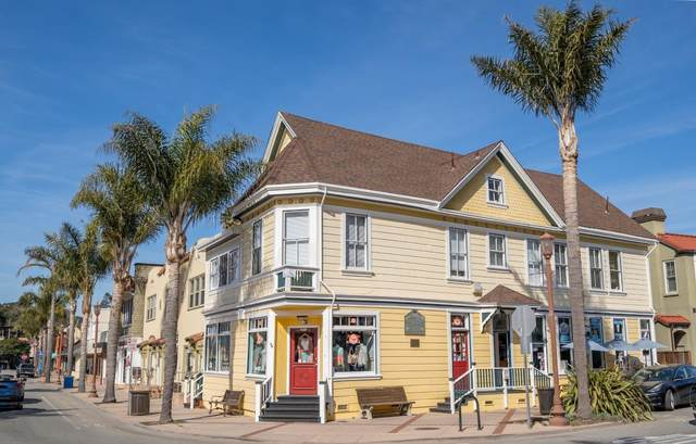 201 Monterey Ave, Capitola, CA 95010 (#ML81829240) :: Strock Real Estate