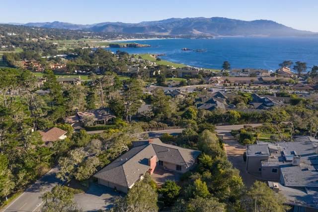 3274 Stevenson Dr, Pebble Beach, CA 93953 (#ML81829301) :: Alex Brant