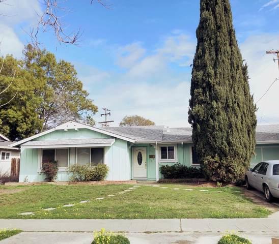 4243 Colombo Dr, San Jose, CA 95130 (#ML81829414) :: The Realty Society