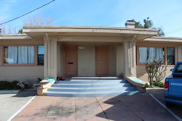 21400 Mission Blvd, Hayward, CA 94541 (#ML81829491) :: The Realty Society