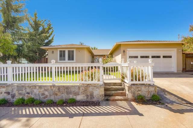 2555 Eaton Ave, San Carlos, CA 94070 (#ML81829658) :: Robert Balina | Synergize Realty