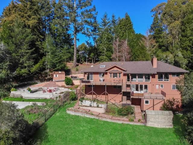 2080 Redwood Dr, Santa Cruz, CA 95060 (MLS #ML81829984) :: Compass