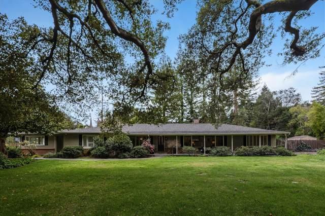 470 Middlefield Rd, Atherton, CA 94027 (#ML81829997) :: The Goss Real Estate Group, Keller Williams Bay Area Estates