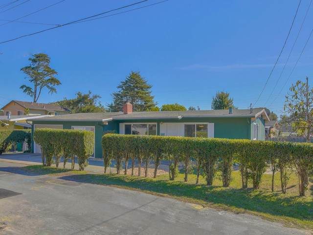 417 Locust St, Pacific Grove, CA 93950 (#ML81830036) :: Alex Brant