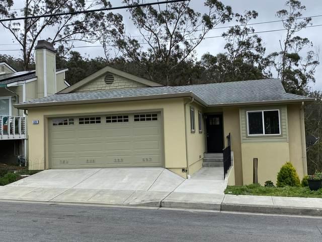 560 El Granada Blvd, El Granada, CA 94019 (#ML81830071) :: The Kulda Real Estate Group
