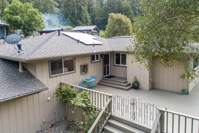 99 Hidden Dr, Scotts Valley, CA 95066 (#ML81830093) :: Schneider Estates