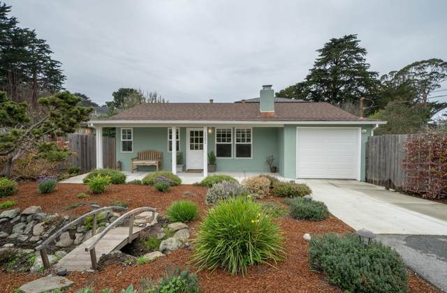 1201 Audubon Ave, Montara, CA 94037 (#ML81830122) :: The Kulda Real Estate Group